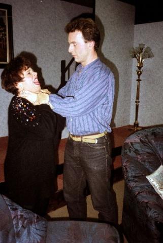 Marleen De Cock en Mark Roels