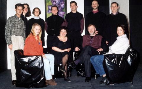 o.a. : Geert Callebaut, Tim Goossens, Kenneth Taylor, Geert Van Peteghem, Tom Verheyen, Geert De Vogelaere, Koen Parmentier, Marleen De Cock, Eric Baeyens